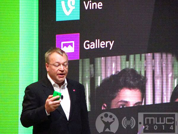 Nokia X Android Stephen Elop