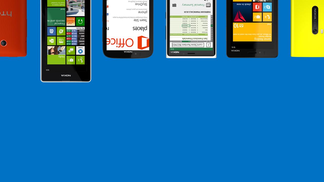 Wszystkie telefony z Windows Phone dostaną aktualizacje do Windowsa 10