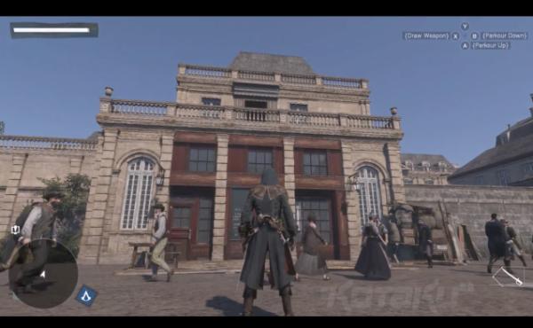 Assassin's Creed Unity 1