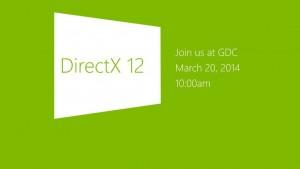 DirectX 12 jeszcze w tym miesiącu