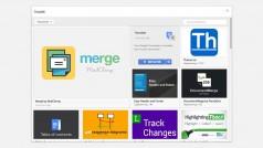Dokumenty Google: teraz można instalować dodatki!