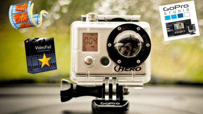 Kamery GoPro Hero: 3 darmowe programy do montażu twoich filmów