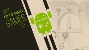 Top 5 gier na Androida do grania w autobusie, tramwaju lub pociągu