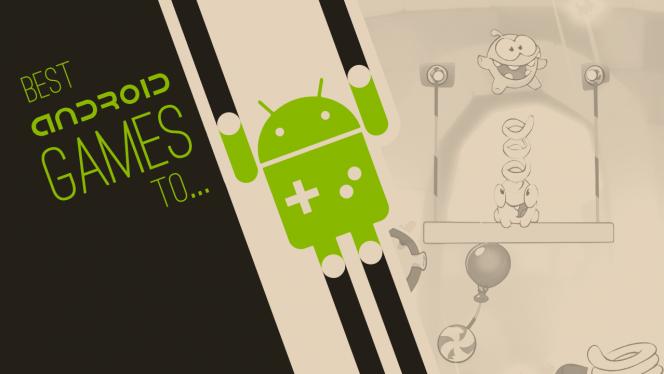 Top 5 relaksujących gier na Androida