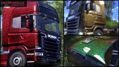 Euro Truck Simulator 2: Nowy zestaw lakierów i konkurs na najciekawszy ciągnik