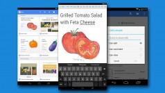 Google Docs i Sheets teraz w formie aplikacji na iOS i Androida