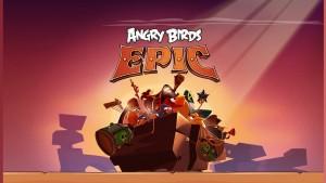 Angry Birds w stylu RPG, czyli europejska premiera Angry Birds Epic już jutro!