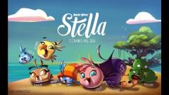 Angry Birds Stella dopiero po wakacjach