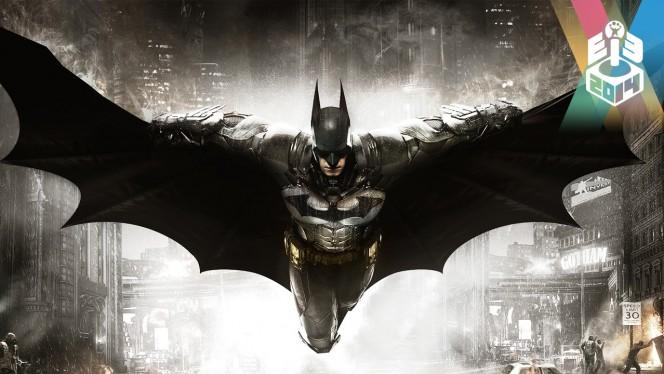 E3 2014 - Batman Arkham Knight: Mroczny Rycerz w genialnej oprawie graficznej
