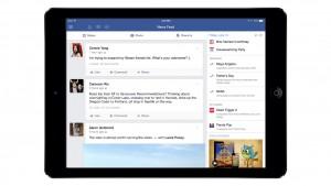 Aktualizacja Facebooka na iPada wnosi nową kolumnę z trendami