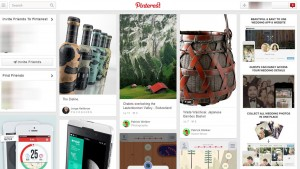 Pinterest wydany na Windows Phone