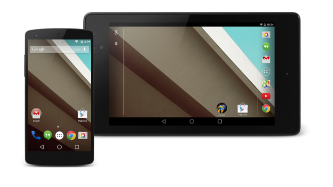 Android L Header