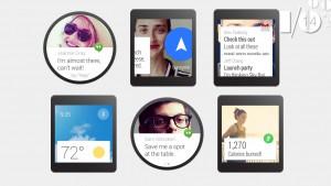 Android Wear – pierwsze aplikacje już są, ale w Google Play pojawią się dopiero za tydzień
