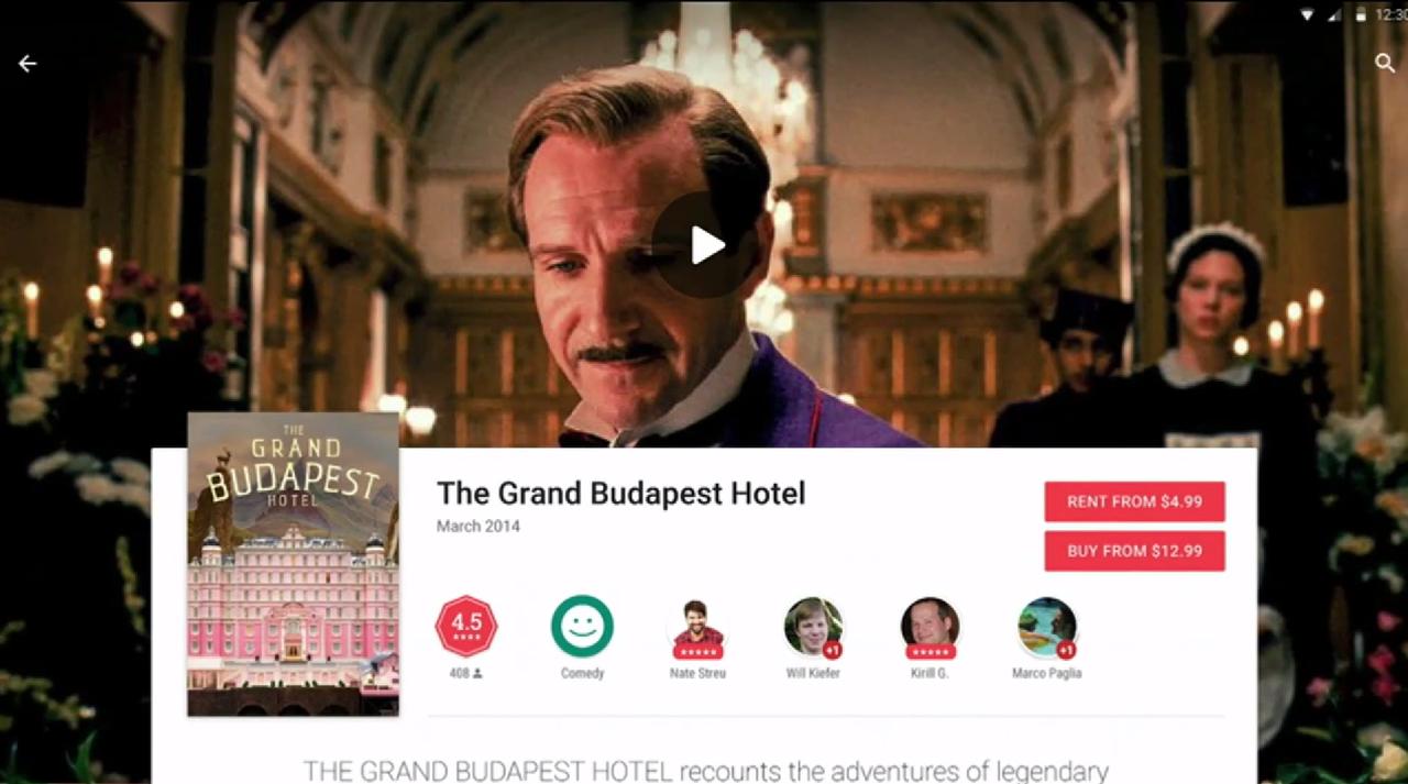 Android – wkrótce nowy wygląd sklepu Google Play? Zobacz zdjęcia