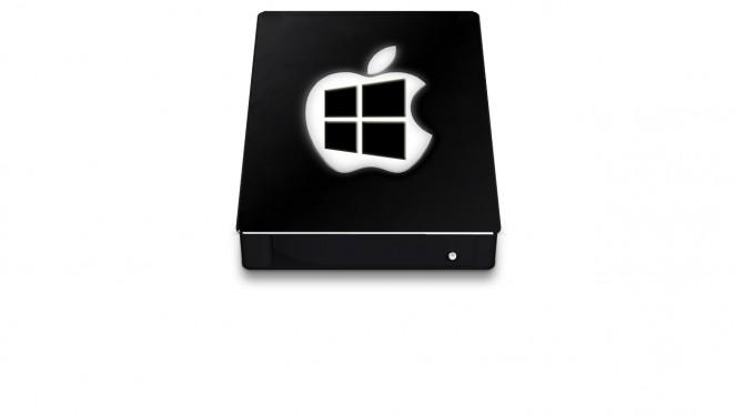 Formatowanie dysku Mac, PC