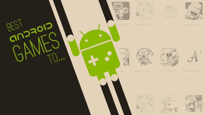 Top 40 gier na Androida