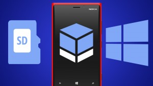 Jak przenieść aplikacje na kartę SD w telefonach z Windows Phone 8.1?