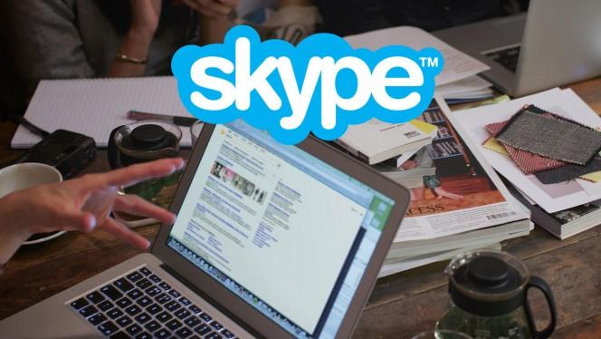 Skype tłumaczenia