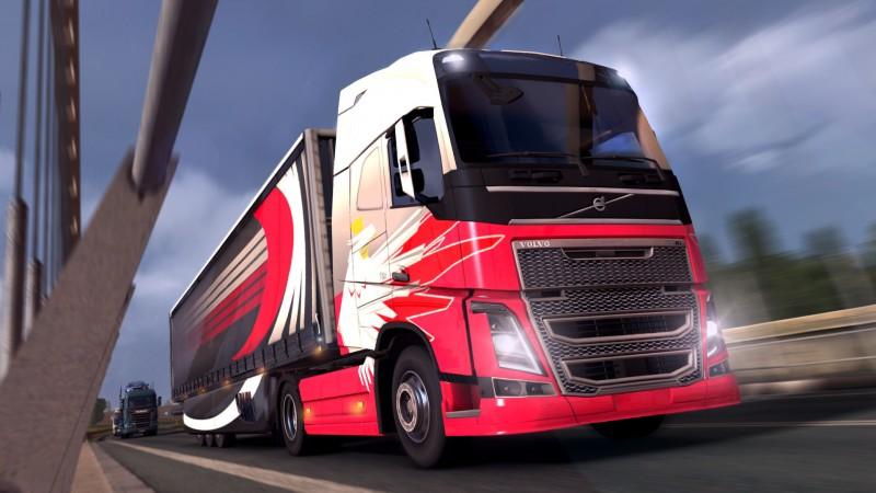 Euro Truck Simulator 2 – jak pomalować swoją ciężarówkę