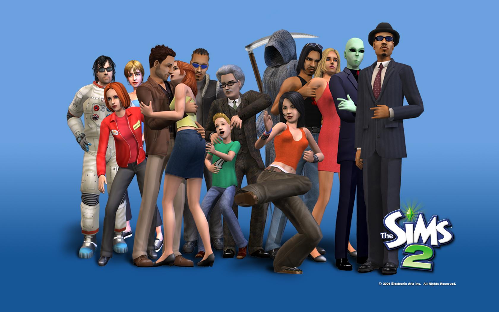 Jak pobrać The Sims 2 za darmo z Origin?