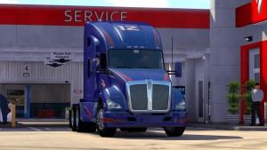 American Truck Simulator – nowe zrzuty ekranu z ciężarówkami