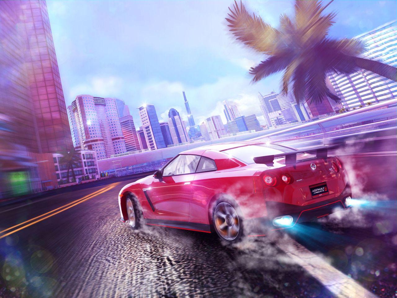 Gameloft zapowiada aktualizację dla Asphalt 8: Ariborne