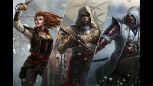 Assassin's Creed Memories – nowe, karciane RPG na iOS-a