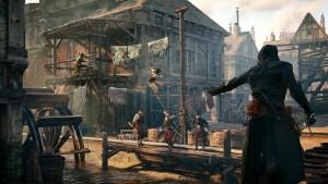Assassin's Creed: Unity – zobacz kompletną mapę Paryża z gry