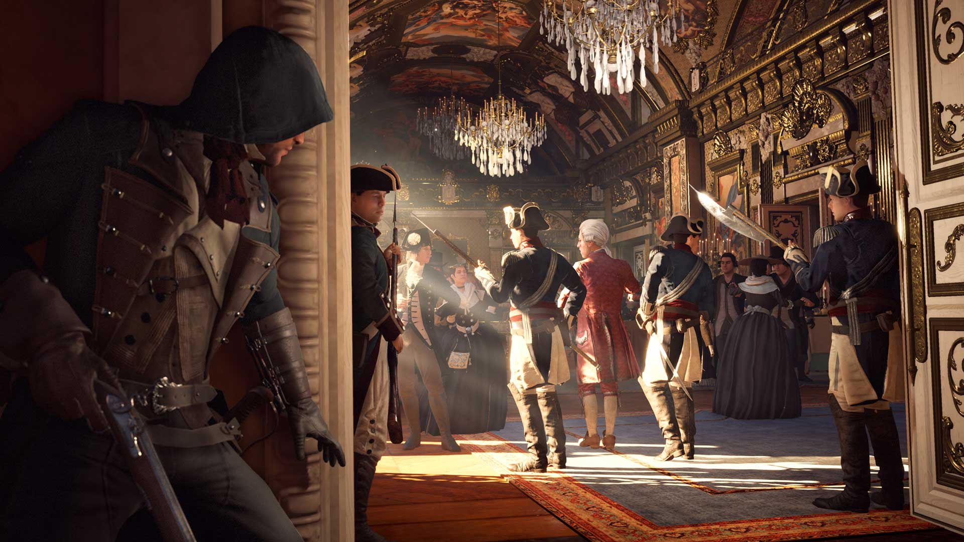 Premiera Assassin's Creed: Unity opóźniona!