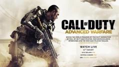 Gamescom: Call of Duty: Advanced Warfare – pierwszy trailer trybu multiplayer