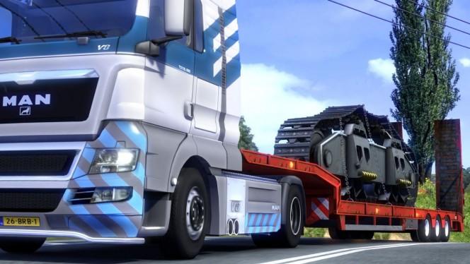 ETS 2 Cargo Power Pack DLC