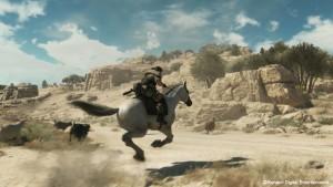 22 minuty filmu z Metal Gear Solid V na pecety