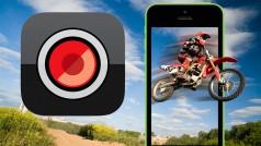 Wideo w zwolnionym tempie? To możliwe dzięki aplikacji SloPro dla iPhone'a i iPada!