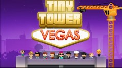 Tiny Tower Vegas od dziś także na iOS-a