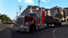 American Truck Simulator – świeże grafiki z San Francisco i Los Angeles!