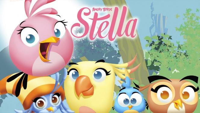 Angry Birds Stella: 6 porad, które pomogą ci przejść wszystkie poziomy