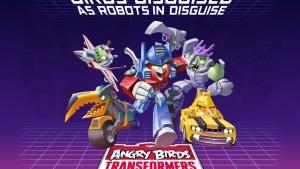 Angry Birds Transformers – mamy pierwszy gameplay trailer i jesteśmy zaskoczeni!