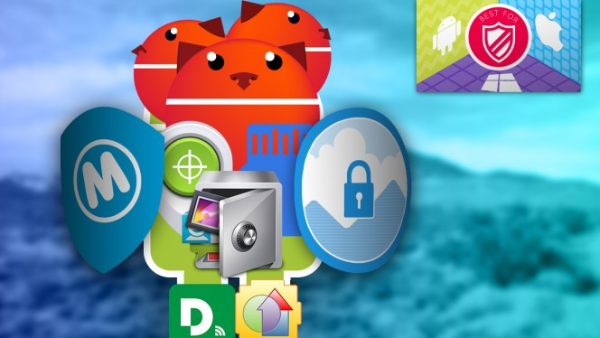 Aplikacje chroniące system Android