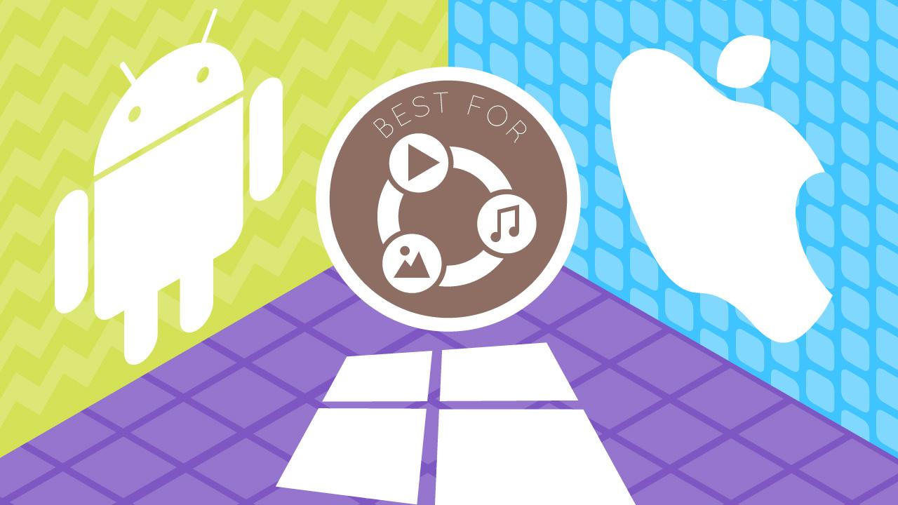 iOS 7, Android i Windows Phone: który system jest najlepszy pod względem obsługi muzyki, wideo, zdjęć i grafiki?