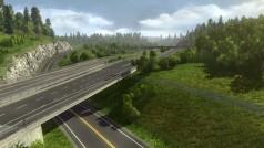 ETS 2: kolejne zrzuty ekranu z nadchodzącego dodatku Driving the North