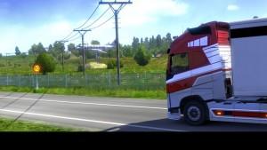 Euro Truck Simulator 2: skandynawskie widoki z nadchodzącego DLC