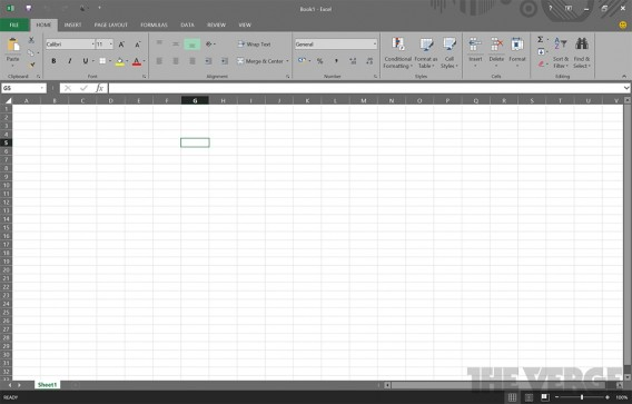 Excel - nowy Office
