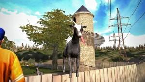 Goat Simulator juz wydany na Androida i iOSa!