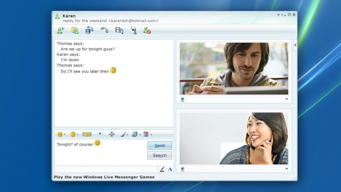 MSN Messsenger