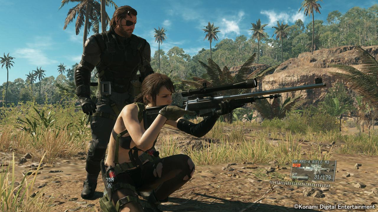 Metal Gear Solid 5: The Phantom Pain pojawi się w przyszłym roku. Zobaczcie wideo i zrzuty ekranu
