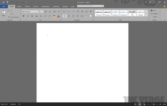 Microsoft Office - nowy Word
