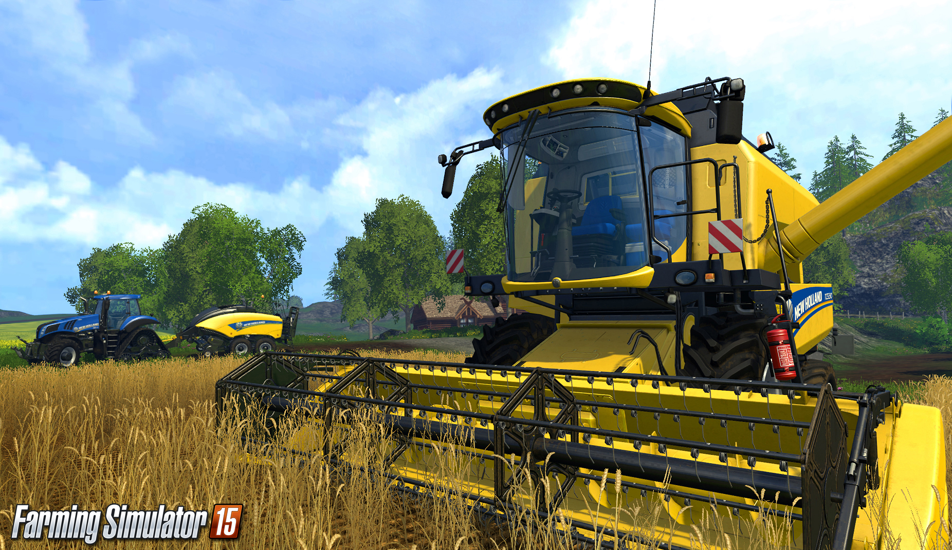 Farming Simulator 15: pierwsze wrażenia z gry (wideo)