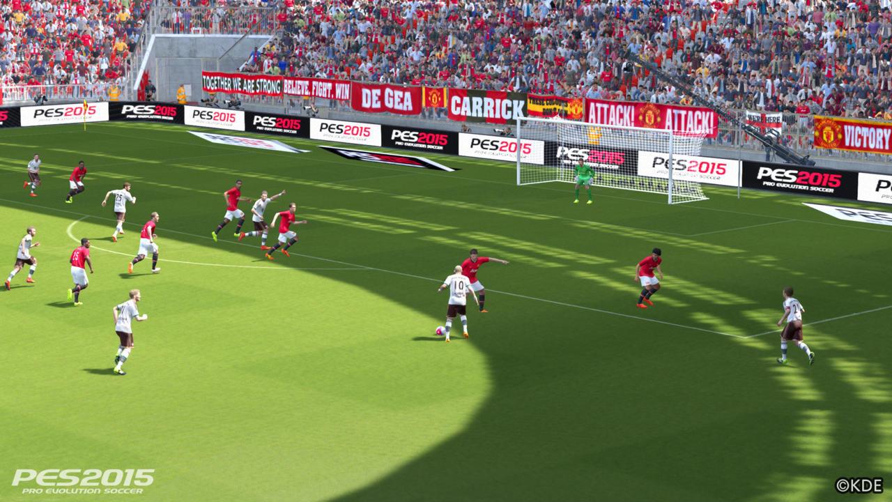 PES 2015 wygrywa rywalizację z FIFA 15 – liczby nie kłamią