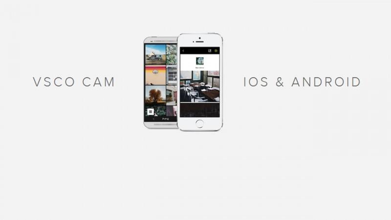 VSCOcam – krok dalej niż Instagram