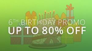 Urodzinowa wyprzedaż gier na GOG.com – nawet 80% taniej